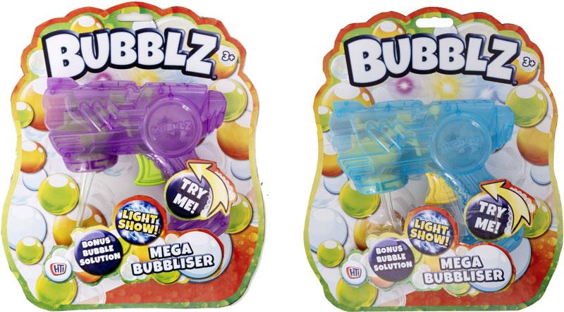 Wholesalers of Light Up Bubble Gun toys