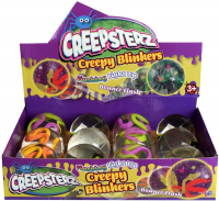 Wholesalers of Light Up Creepy Blinkers toys image 2