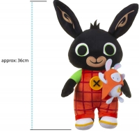 Wholesalers of Light Up Talking Bing With Hoppity Soft Toy toys image 5