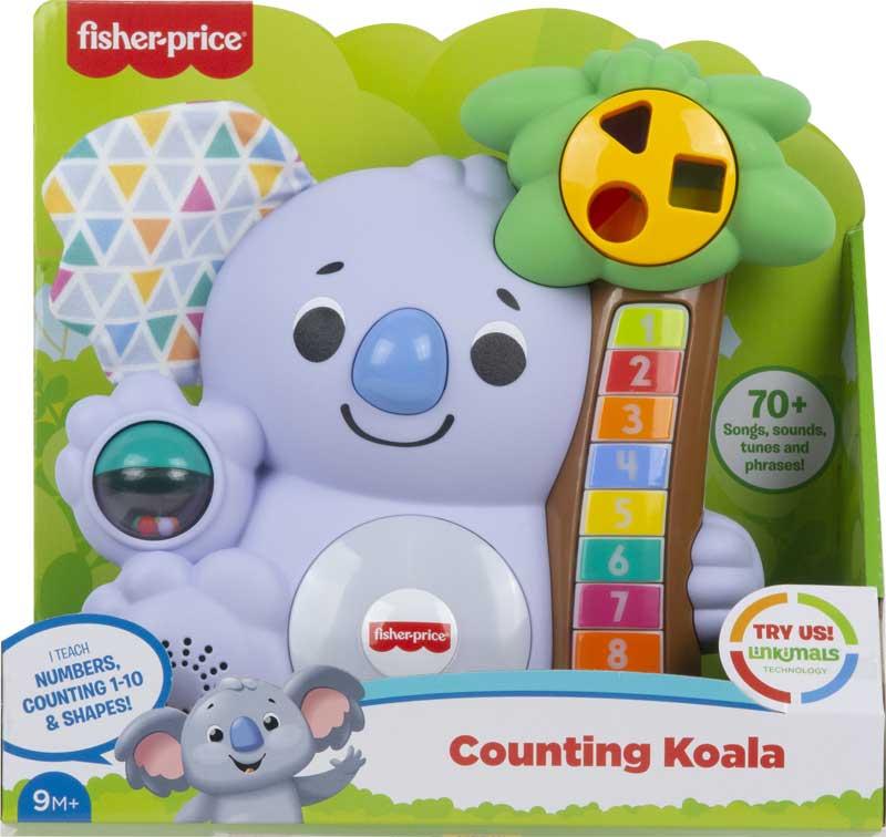 Wholesalers of Linkimals Counting Koala toys