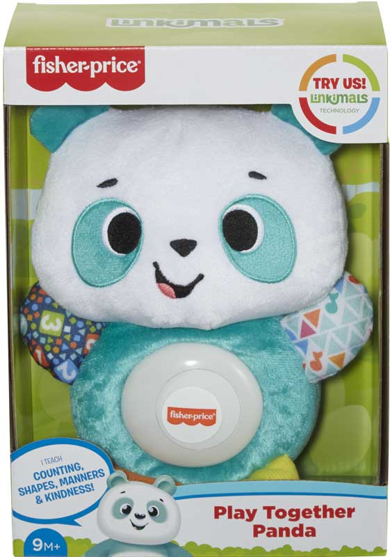 Wholesalers of Linkimals Play Together Panda toys