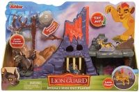 Wholesalers of Lion Guard Hyenas Hideout Playset toys image