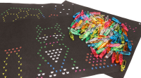 Wholesalers of Lite Brite Peg And Template Refill Pack toys image 4
