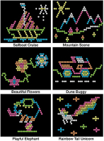 Wholesalers of Lite Brite Ultimate Classic toys image 3