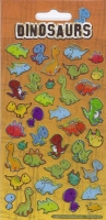 Wholesalers of Little Dinosaurs Theme Stickers toys image