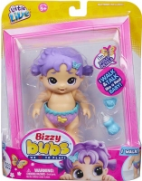 Wholesalers of Little Live Bizzy Bubs Baby Polly Petals toys image