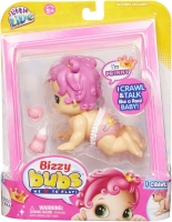 Wholesalers of Little Live Bizzy Bubs Baby Primmy toys image