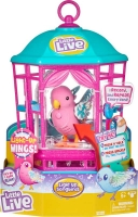 Wholesalers of Little Live Light-up Songbirds Cage S9 toys image