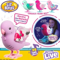 Wholesalers of Little Live Light-up Songbirds S9 toys image 5