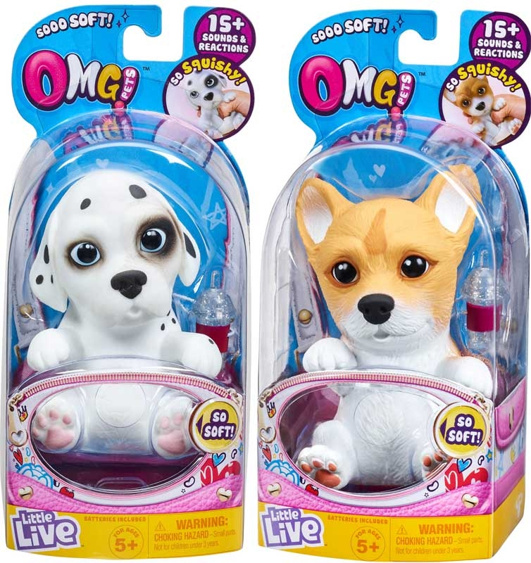 Wholesalers of Little Live Omg Pets Single Pack S2 W1 toys