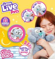 Wholesalers of Little Live Pets Cozy Dozys Koala toys image 3