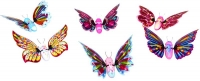 Wholesalers of Little Live Pets Flutter Wings Butterflies - Series 3 toys image