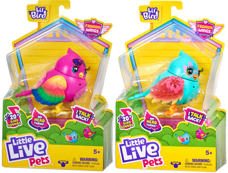 Wholesalers of Little Live Pets Lil Bird S12 toys