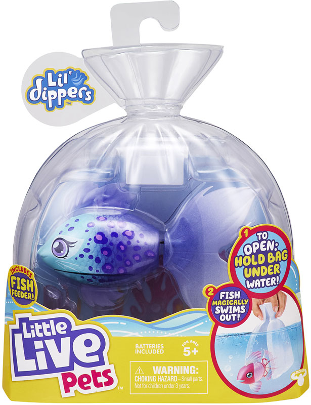 Wholesalers of Little Live Pets Lil Dippers S2 toys