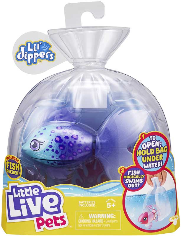 Wholesalers of Little Live Pets Lil Dippers toys