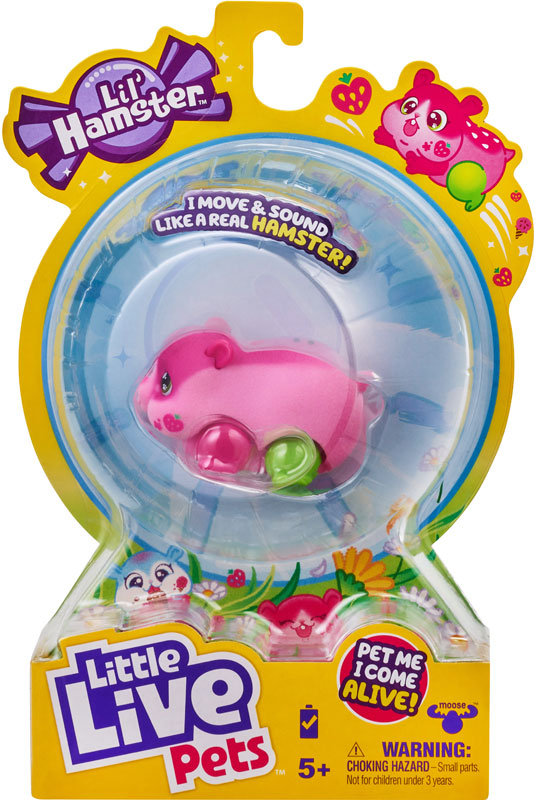 Wholesalers of Little Live Pets Lil Hamster S1 Assortment toys