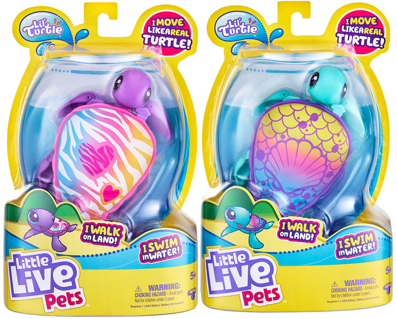 Wholesalers of Little Live Pets Lil Turtle S9 toys
