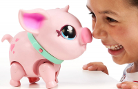Wholesalers of Little Live Pets My Pet Pig Piggly toys image 5