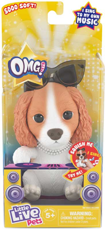 Wholesalers of Little Live Pets Omg! S3 toys