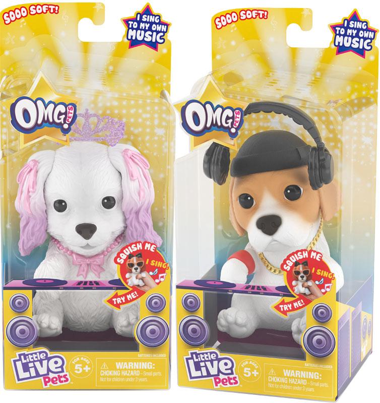 Wholesalers of Little Live Pets Omg Pets S4 Asst toys