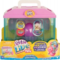 Wholesalers of Little Live Pets Surprise Chick House - Series 3 toys image
