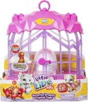 Wholesalers of Little Live Pets Surprise Dragon Crystal Cage - Series 1 toys image