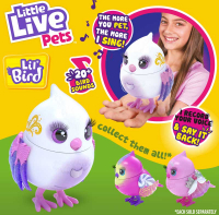 Wholesalers of Little Live Pets Sweet Tweets Bird toys image 3