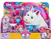 Wholesalers of Little Live Rainglow Unicorn Vet Kit toys image