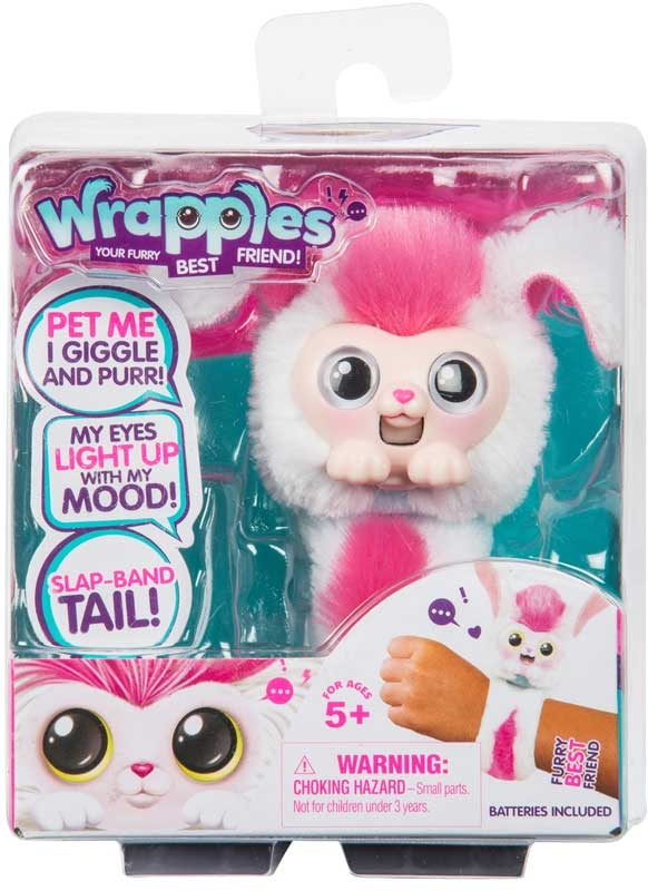 Wholesalers of Little Live Wrapples 3 Asst toys