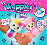 Wholesalers of Little Live Wrapples 3 Asst toys image 4