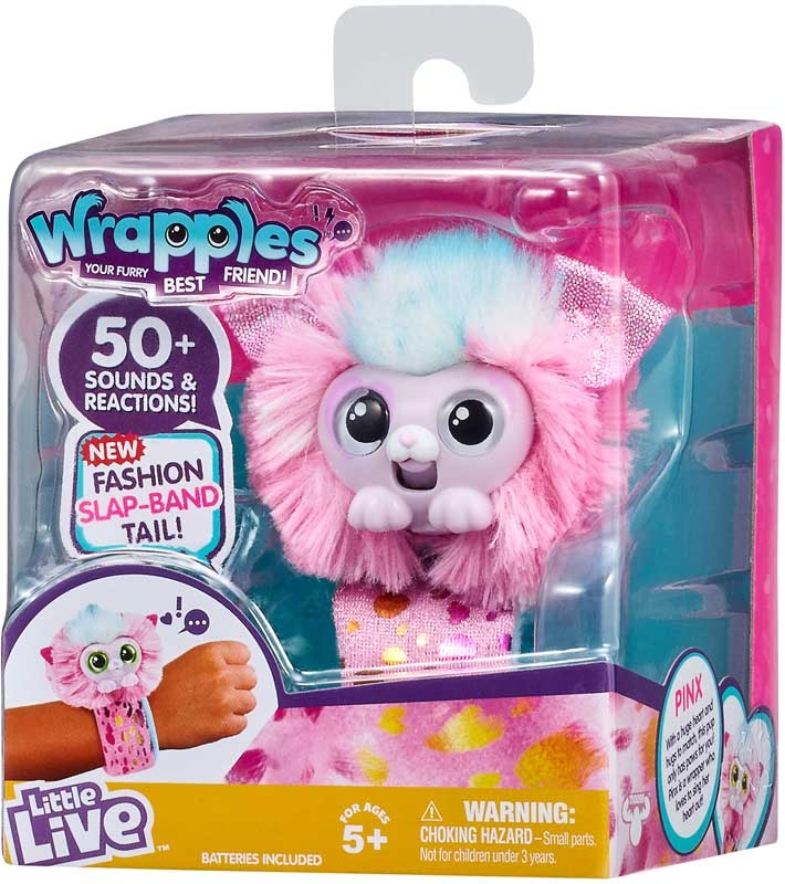 Wholesalers of Little Live Wrapples S3 toys