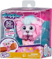 Wholesalers of Little Live Wrapples S3 toys image