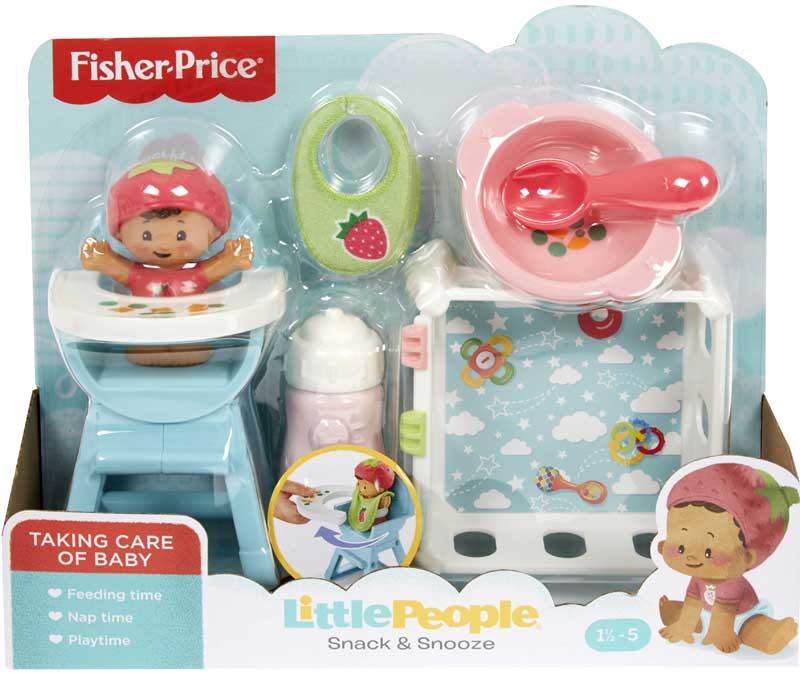 Wholesalers of Little People Babies Deluxe Playsets Asst toys