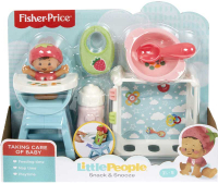 Wholesalers of Little People Babies Deluxe Playsets Asst toys image