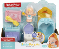 Wholesalers of Little People Babies Deluxe Playsets Asst toys image 2