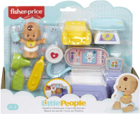 Wholesalers of Little People Babies Deluxe Playsets Asst toys image 3