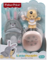 Wholesalers of Little People Bundle N Play Figure And Gear Set Asst toys image
