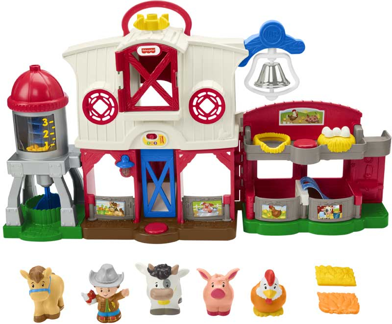 Wholesalers of Little People Caring Farm toys