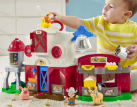 Wholesalers of Little People Caring Farm toys image 2