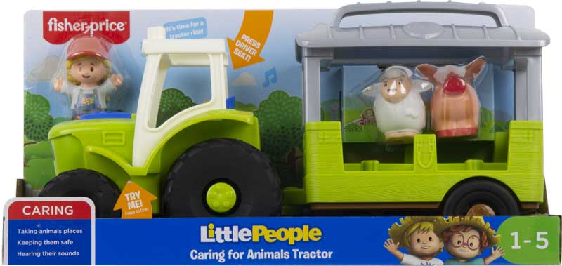 Wholesalers of Little People Farm Tractor toys
