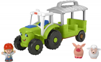 Wholesalers of Little People Farm Tractor toys image 2