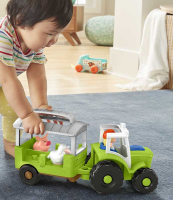 Wholesalers of Little People Farm Tractor toys image 3