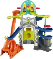 Wholesalers of Little People Wheelies Launch & Loop Playset toys image 2