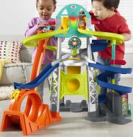 Wholesalers of Little People Wheelies Launch & Loop Playset toys image 3