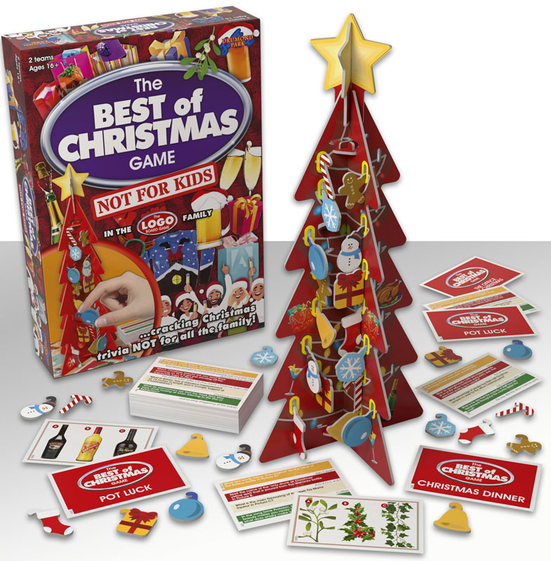 Wholesalers of Logo Best Of Christmas toys