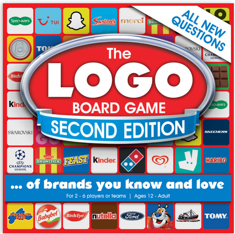 Wholesalers of Logo Board Game - Second Edition toys