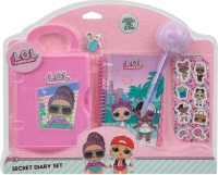 Wholesalers of Lol Surprise - Secret Diary Set With Lock toys image