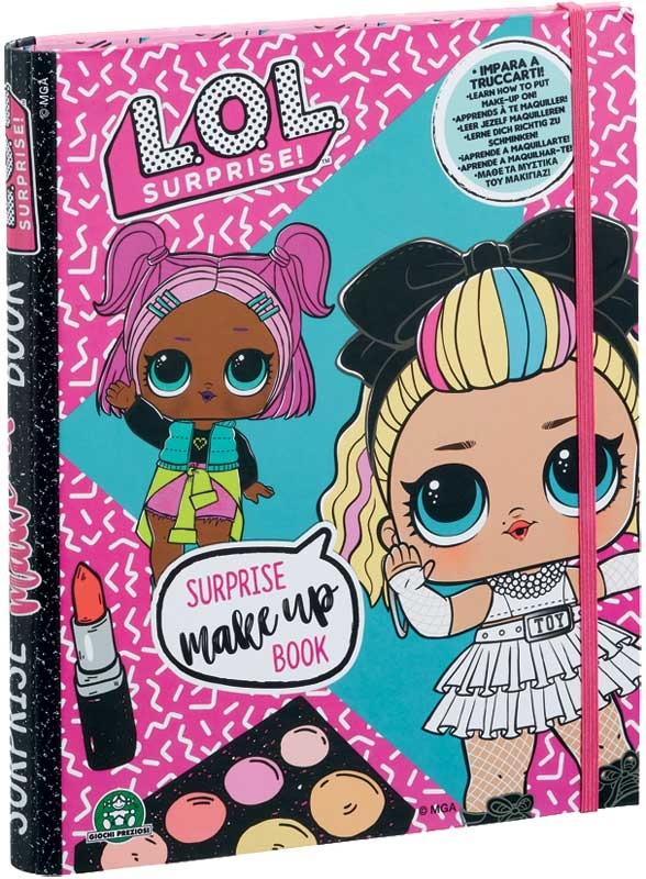Wholesalers of Lol Surprise - Surprise Make-up Book toys