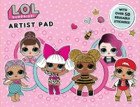 Wholesalers of Lol Surprise  Artist Pad toys image