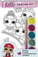 Wholesalers of Lol Surprise  Painting Set toys image